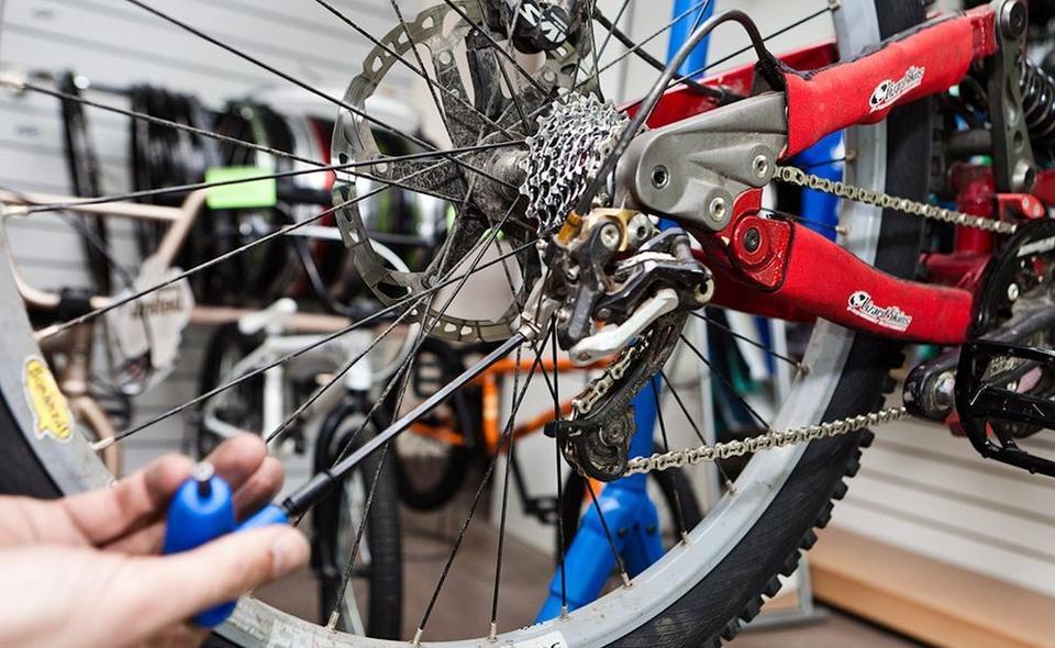 Качественные запчасти для велосипеда в Украине