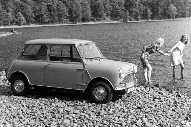 Британцы назвали «копейку» самым важным автомобилем в истории России