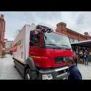 Электрический грузовик на базе КАМАЗа протестируют в реальных условиях