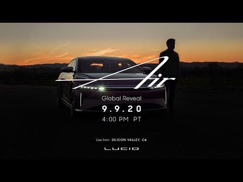 Lucid отправила в нокдаун Tesla презентацией седана Air