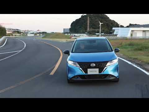Новый Nissan Note представили: он оснащается только гибридной установкой