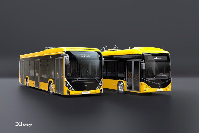 Как разрабатывают дизайн автобусов — история из первых уст
