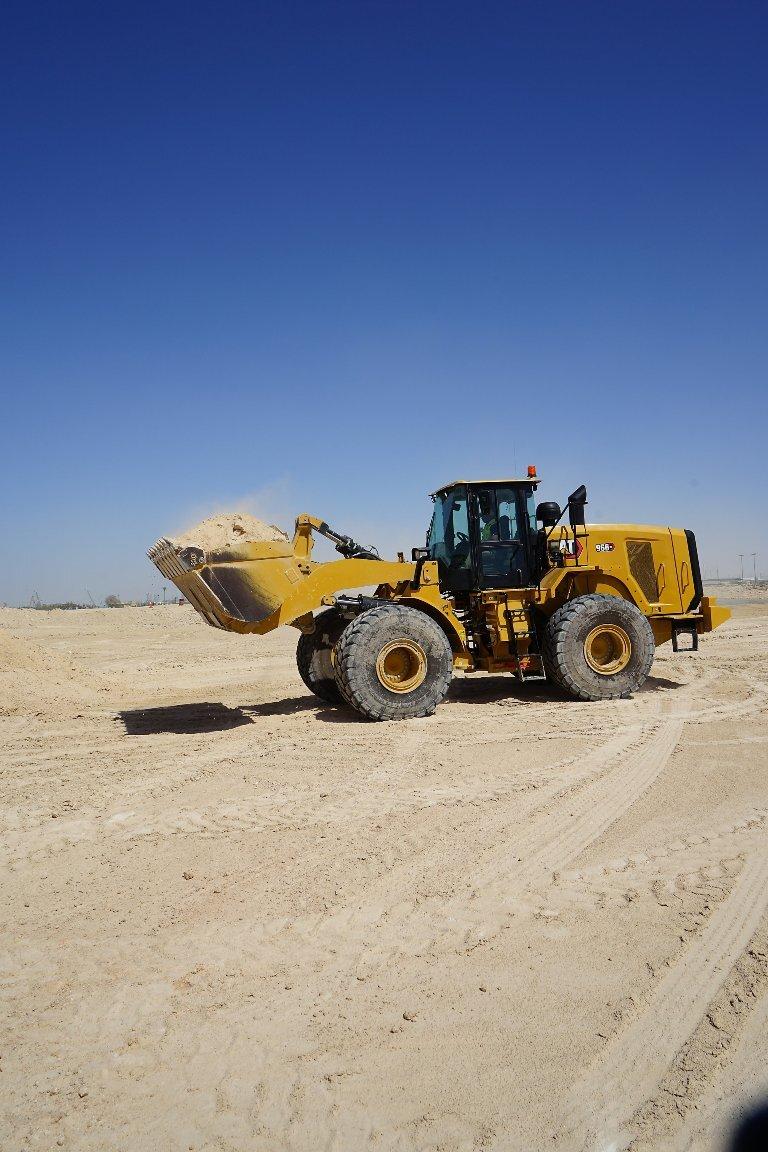 Cat® представляет новый колесный погрузчик Cat 966 GC – надежная работа и длительный срок службы