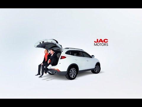 JAC представила в России семиместный кроссовер S7