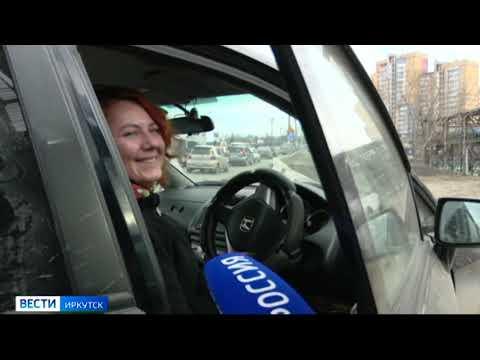 Автоинспекторы Иркутска проводят скрытый контроль за соблюдением ПДД