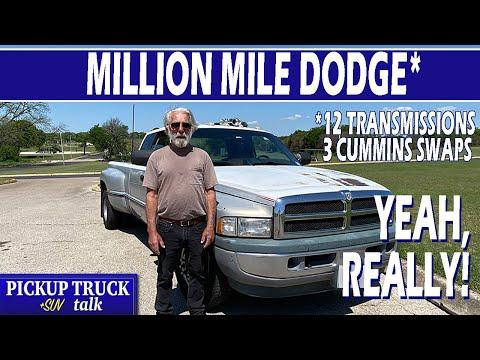 Американец показал свой пикап с пробегом 2,4 млн км