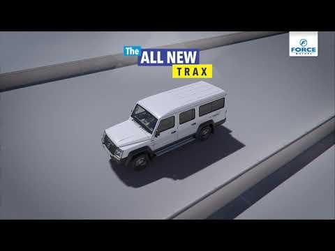 Trax Cruiser из Индии: 5 метров длины, 13 мест, 90 л.с.