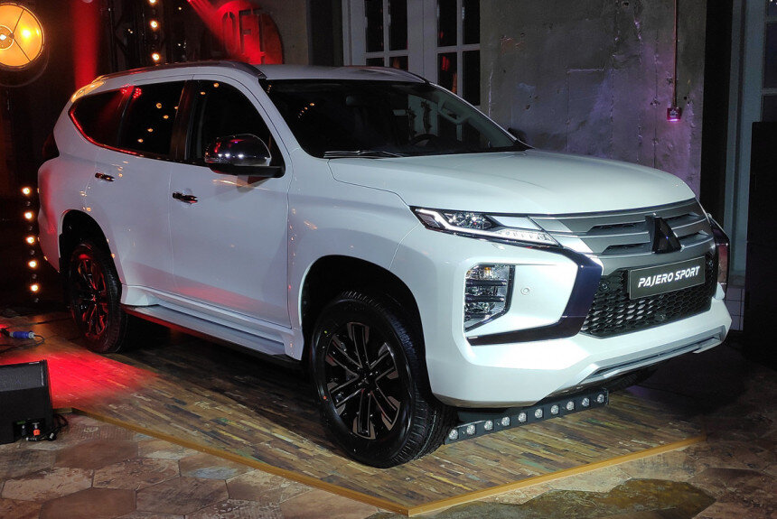 Дилер Mitsubishi в Иркутске объявил старт продаж обновленного Pajero Sport 2021