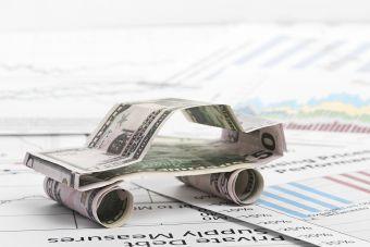 Средняя сумма автокредитов в России в марте впервые превысила 1 млн рублей