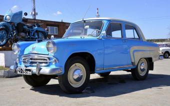 Открытие летнего сезона ретроавтомобилей состоится в Екатеринбурге 1 мая