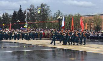 3, 5 и 7 мая в Иркутске ограничат движение транспорта возле сквера имени Кирова