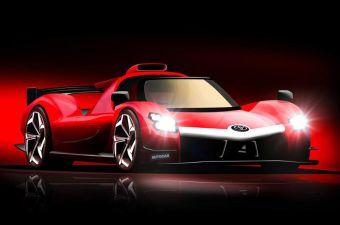 Toyota Motor выпустит дорожный суперкар