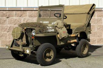 Редкий карликовый Willys с 13-сильным ДВС Honda продают на аукционе