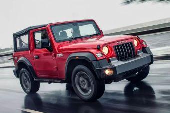 Jeep решил преследовать Mahindra за копирование Рэнглера