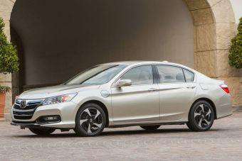 У 1,1 млн Honda Accord заподозрили серьезный дефект управления