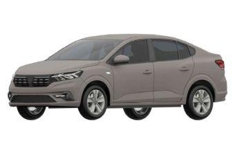 Renault запатентовала в России новый Логан