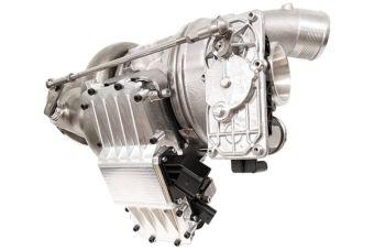 BorgWarner начала поставлять электрическую турбину для гибридных машин