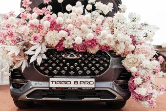 Презентацию флагманского кроссовера CHERY TIGGO 8 PRO провёл дилерский центр «Авто для Вас»