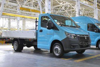 ГАЗ начал серийный выпуск новой ГАЗели NN (ФОТО)