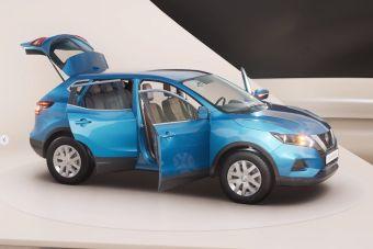 Nissan запустил онлайн-шоурум в России
