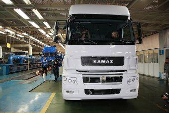 КАМАЗ предложит беспилотные перевозки в через два-три года