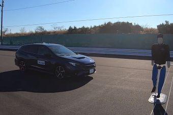 Subaru Levorg признали самым безопасным японским автомобилем