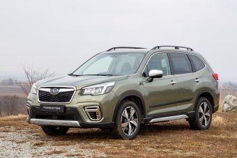 В России отзывают 7,2 тысячи Subaru