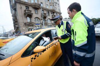 Таксистам в России начали раздавать цифровые профили