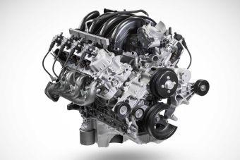 Даунсайзингу назло: Ford готовит 7,3-литровый V8 с двойным турбонаддувом