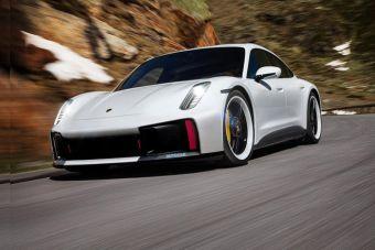 Porsche думает над конкурентом Tesla Model 3 и BMW i4