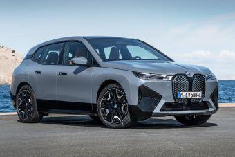 Объявлена российская цена нового электрокроссовера BMW iX