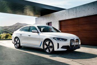 BMW опубликовала характеристики электрического лифтбека i4