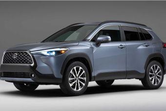 Toyota Corolla Cross отправилась покорять главный рынок мира