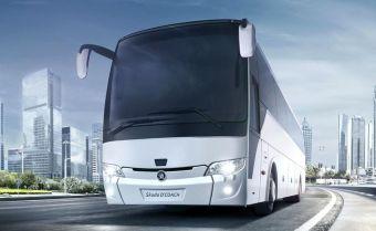 Skoda выпустила туристический автобус