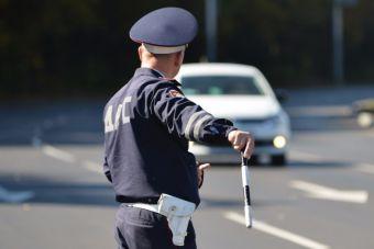 В ГИБДД уточнили, при каких обстоятельствах инспекторы могут использовать автомобили граждан