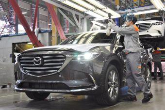 Sollers хочет полностью локализовать производство автомобилей и двигателей Mazda во Владивостоке
