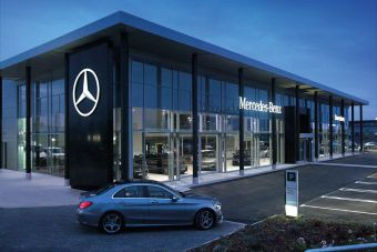 Daimler AG продаст свои автосалоны на миллиард евро