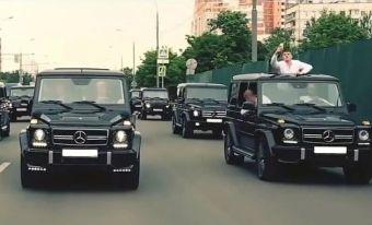 Водители BMW и Mercedes чаще всего нарушают правила