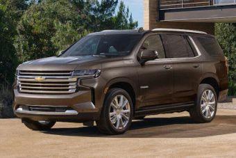 На российский рынок выходят новые Chevrolet Tahoe и Cadillac Escalade