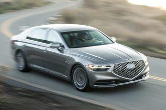 Hyundai тоже откажется от использования V8 на своих автомобилях