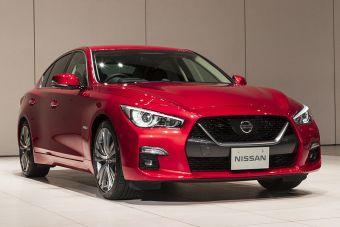 Nissan откажется от седанов в Японии, но оставит Skyline