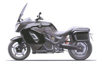 Мотоцикл Aurus: стало известно имя