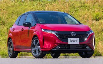 Гамму нового Nissan Note дополнили особо престижной версией Aura