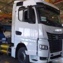 На базе новейшего КАМАЗа K5 разработали газодизельный тягач