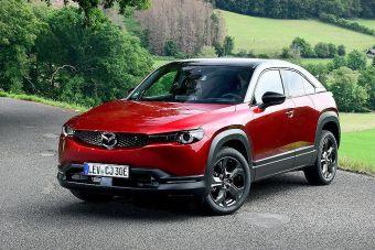 Mazda рассказала о том, как будет наращивать выпуск электромобилей