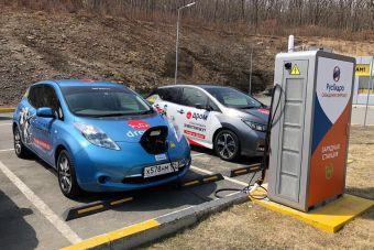 К 2030 году в России построят 50 тысяч электрозаправок