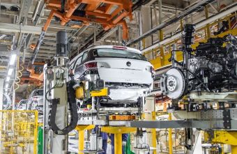 Производство Volkswagen и Skoda на ГАЗе остановят из-за нехватки чипов