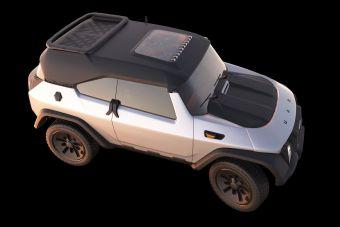 Независимый дизайнер разработал экстерьер УАЗа нового поколения
