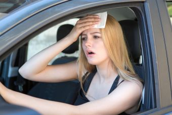 ГИБДД: жара воздействует на водителей примерно как алкоголь