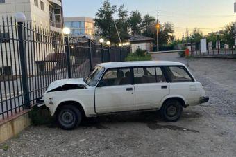 В Иркутске пьяный водитель Жигулей удирал от полиции в стиле GTA (ВИДЕО)